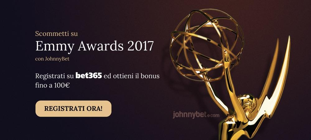 Pronostico Emmy Awards 2017