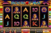 slot machine book of ra senza scaricare